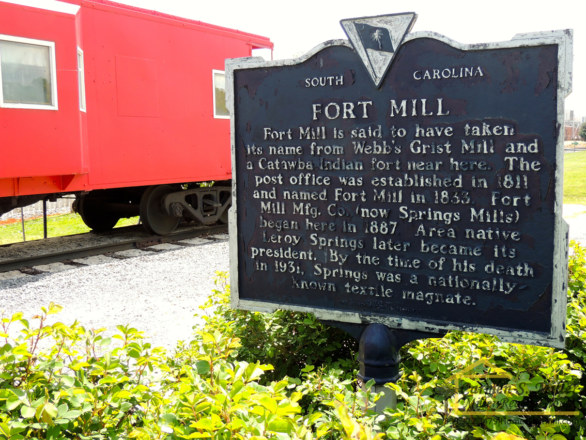 fort-mill-history-sign-2