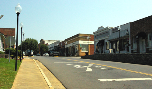 Downtown Fort Mill