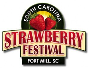 SC Strawberry Festival logo