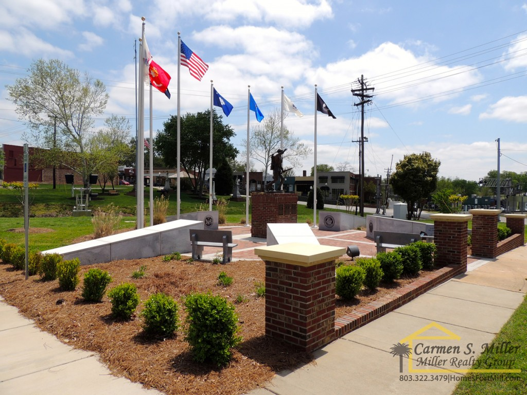 FortMill Veterans Memorial