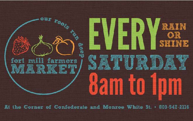 2014 Fort Mill Farmers Market Logo